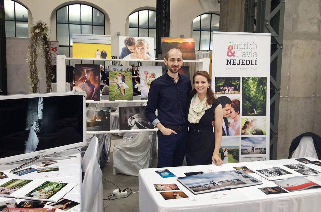 svatební fotografové Jindřich a Pavla Nejedlí