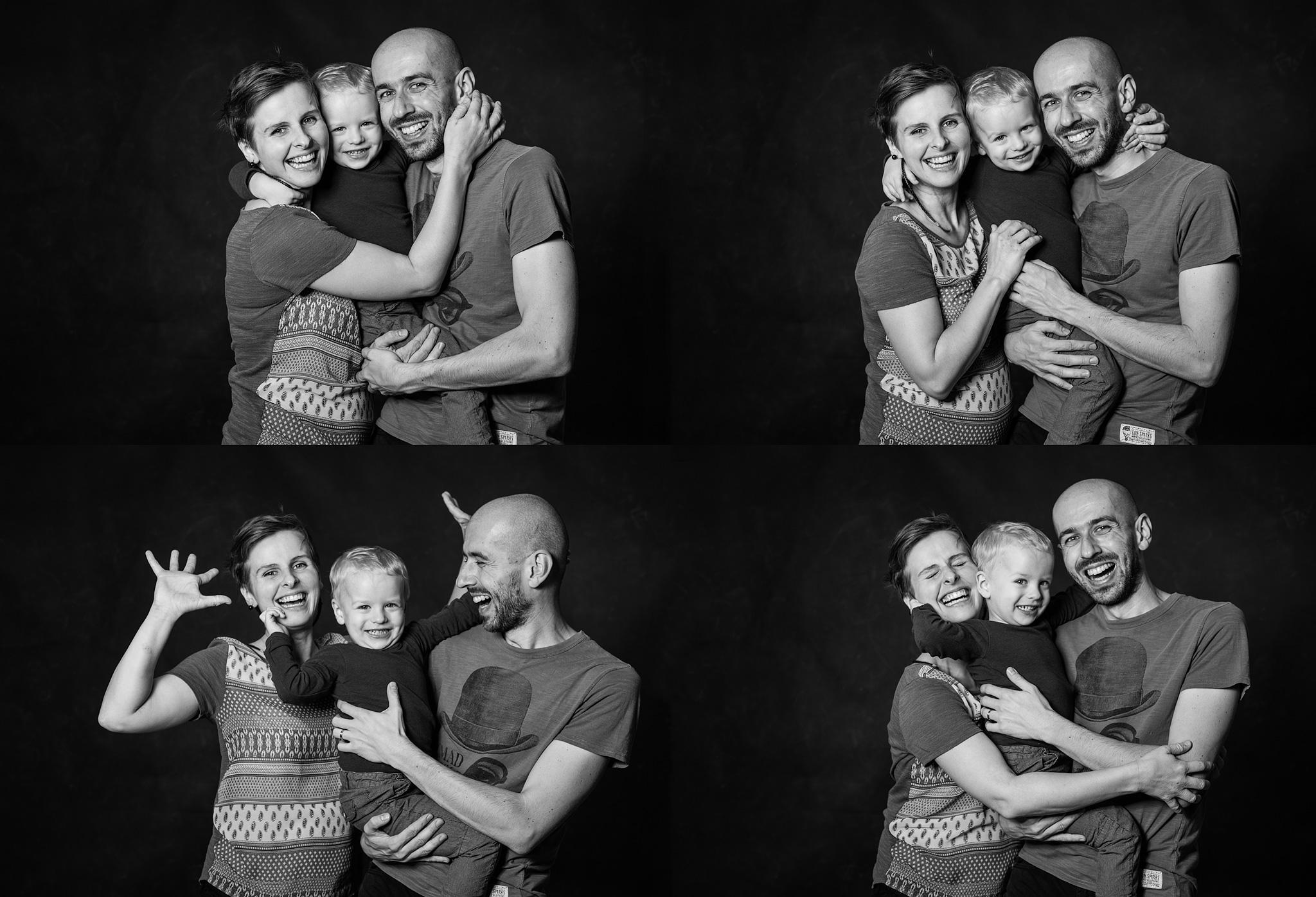 Rodinné foto Photo Nejedlí